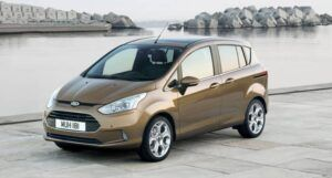 Renting ford b-max