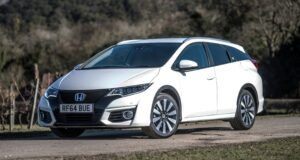 Renting honda civic-tourer