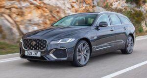 Renting jaguar xf-sportbrake