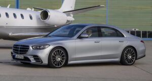 Renting MERCEDES CLASE S