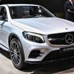 SUV Mercedes-Benz GLC Coupé