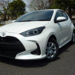 Coche de la ciudad Toyota Yaris 4