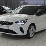 Coche de la ciudad Opel Corsa F