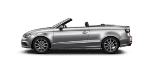 renting audi a3 cabrio
