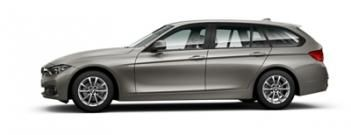 renting bmw serie 3 touring