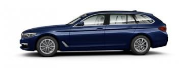 renting bmw serie 5 touring