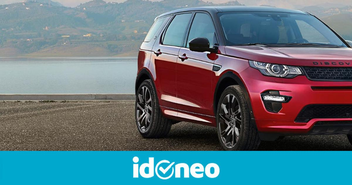 renting land rover discovery sport