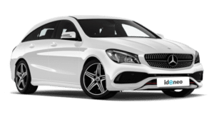Renting MERCEDES CLASE CLA SHOOTING BRAKE