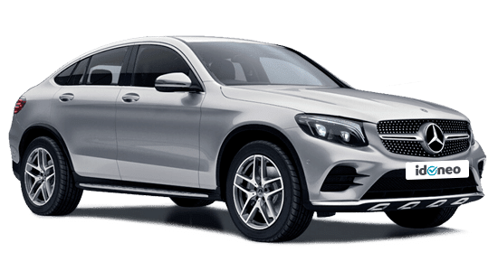 renting mercedes glc coupe