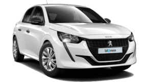 renting peugeot ion