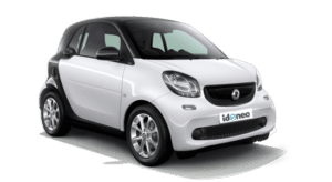 renting smart fortwo