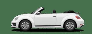 renting volkswagen beetle