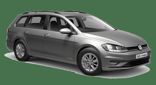renting volkswagen golf variant