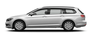 renting volkswagen passat