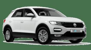 Renting volkswagen sharan