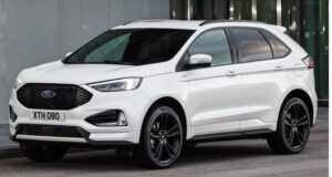 Renting ford Edge