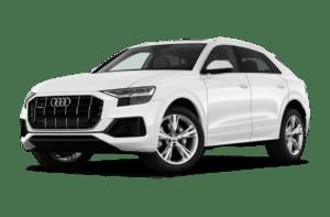 Renting Audi Q8