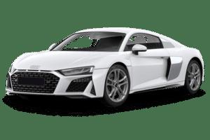 Renting Audi R8 Coupé