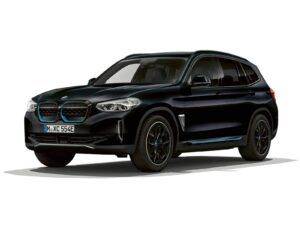 Renting BMW iX3