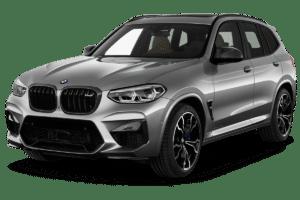 Renting BMW X3 M