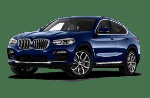 Renting BMW X4 M