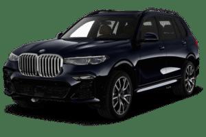 Renting BMW X7