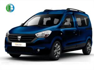 Renting Dacia Dokker
