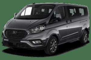 Renting Ford Tourneo Custom