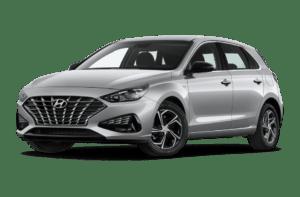 Renting Hyundai i30