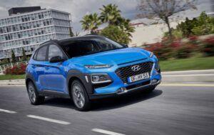 Renting Hyundai Kona Híbrido