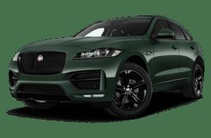 Renting Jaguar F-PACE