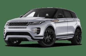 Renting Land Rover Range Rover Evoque