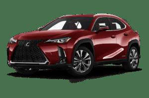 Renting Lexus UX 250h