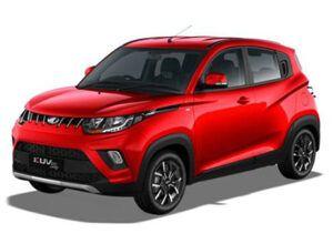 Renting Mahindra Mahindra KUV100