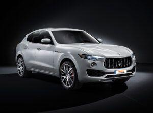 Renting Maserati Levante