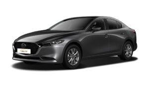 Renting Mazda 3