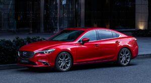 Renting Mazda 6