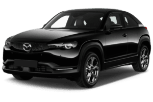 Renting Mazda MX-30