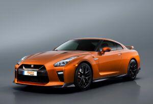 Renting Nissan GT-R