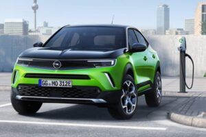Renting Opel Mokka-e