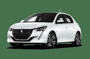 Renting Peugeot 208