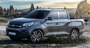 Renting SsangYong Musso