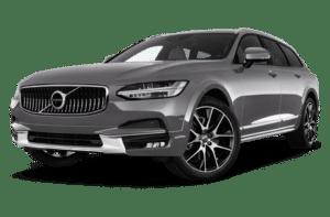 Renting Volvo V90 Cross Country